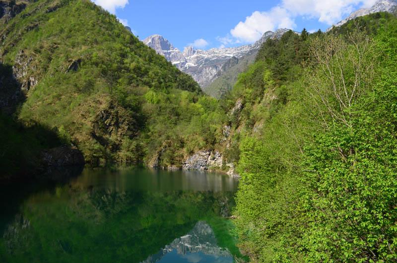 Riaperto il sentiero Natura della Val Falcina