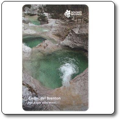 Magnete Cadini del Brenton - Parco Nazionale Dolomiti Bellunesi