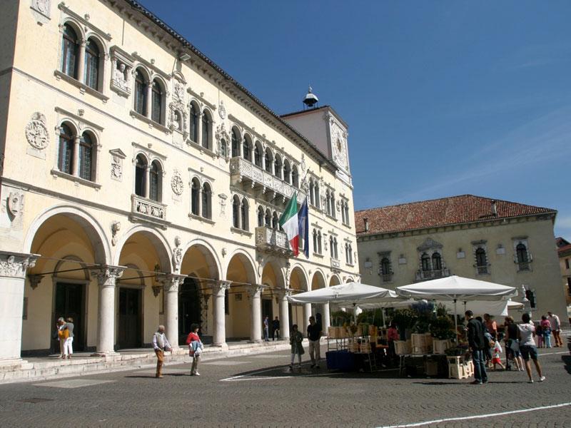 Centro storico di Belluno
