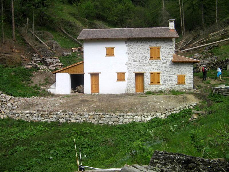 Bivacco Tavernazzo (quota 1104)