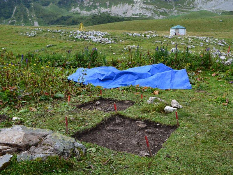 D5 - Indagini archeologiche nell'area della Busa delle Vette. (2013-2017)