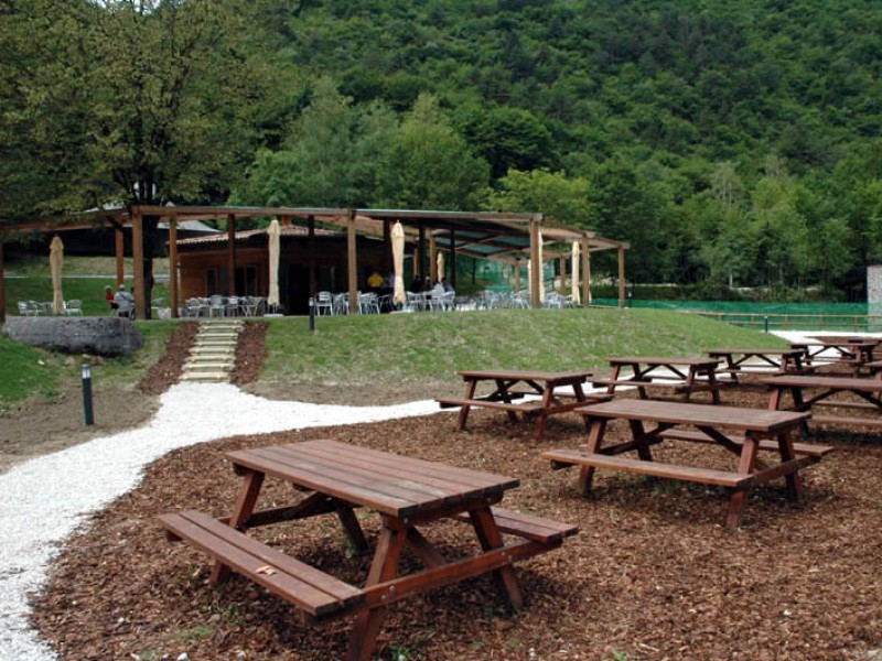 Area Camper e Pic-nic Pian Falcina