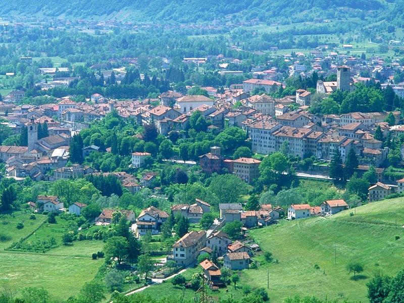Centro storico di Feltre