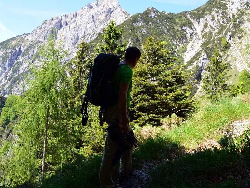 E35 - Il turismo all'interno delle aree protette italiane: problematiche e opportunità di un nuovo modo di fare vacanza