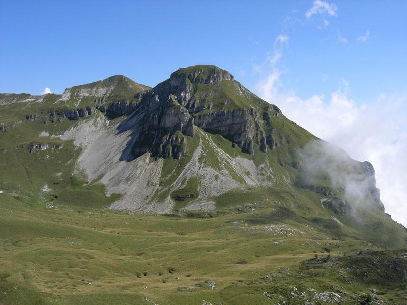 C10 - Rilevamento geologico del versante meridionale del Monte Pavione (Vette Feltrine Sud - Occidentali)