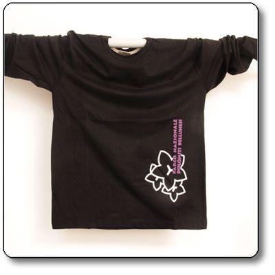 T-Shirt unisex cotone equosolidale Parco Nazionale Dolomiti Bellunesi - colore nero