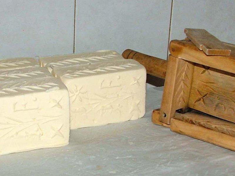 Beurre de lait cru d'alpage
