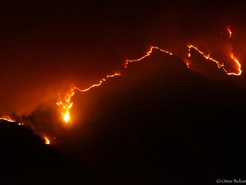 E11 - Analisi del sistema di prevenzione e lotta agli incendi boschivi della provincia di Belluno