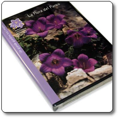 DVD - La Flora del Parco: Un grande giardino tra i monti
