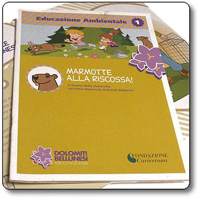 Educazione ambientale 1: Marmotte alla riscossa!