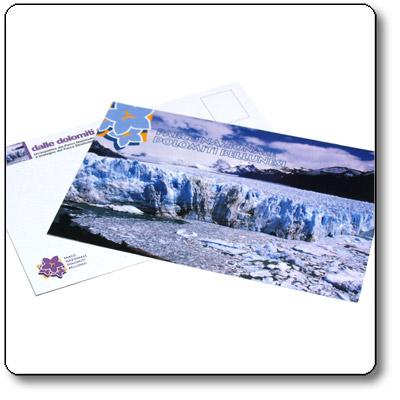 Dalle Dolomiti alle Ande - Cartolina 1