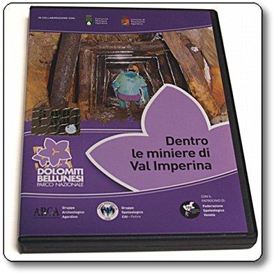 DVD - Dentro le miniere di Val Imperina