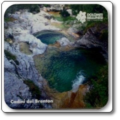 Magnete Cadini del Brenton 2 - Parco Nazionale Dolomiti Bellunesi