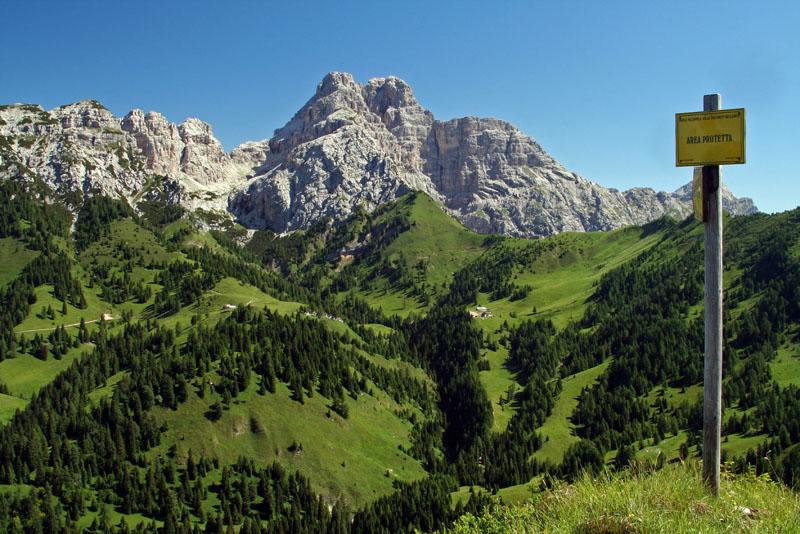 Il turismo nel Parco Nazionale Dolomiti Bellunesi