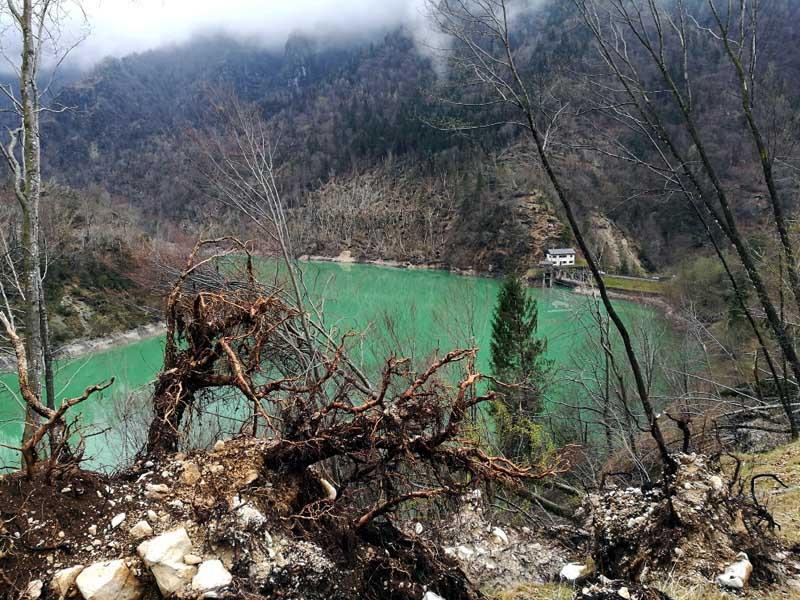 Elenco aree pic nic, sentieri e strutture chiusi per i danni dal maltempo