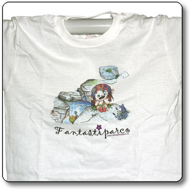 T-Shirt Fantastiparco Bimba