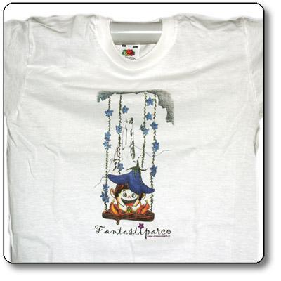 T-Shirt Fantastiparco Bimbo