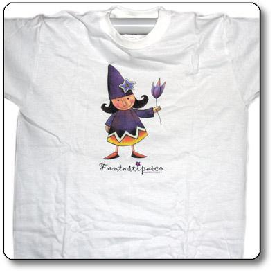 T-Shirt Fantastiparco Campanula Violetta