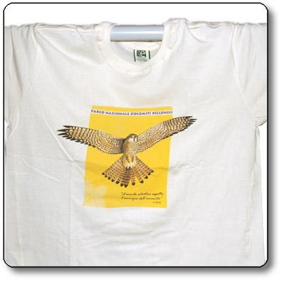 T-Shirt Gheppio cotone equosolidale (adulti)