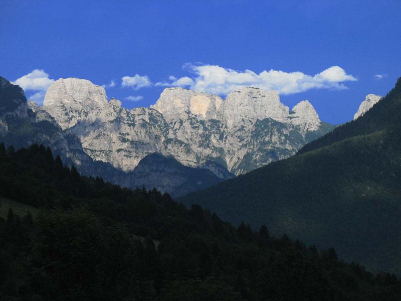 E48 - Il turismo nel Parco Nazionale delle Dolomiti Bellunesi: le preferenze dei visitatori